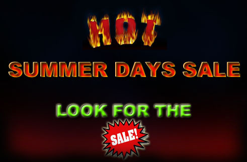 NightHaunt.com Summer Sale